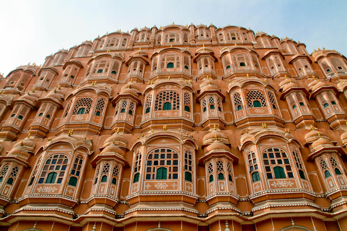 hawa mahal, india tour