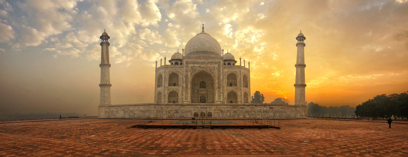 Taj mahal, golden triangle tour, india tour