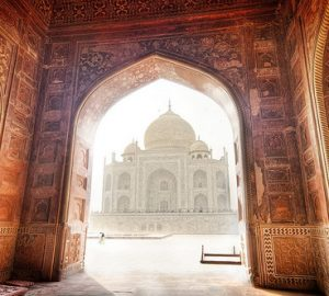 Golden triangle Taj Mahal tour